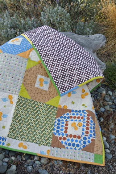 Honey Bee Quilt