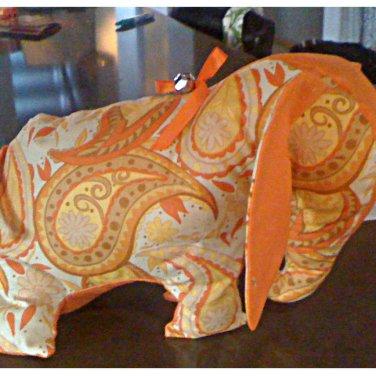 Paisley Elephant