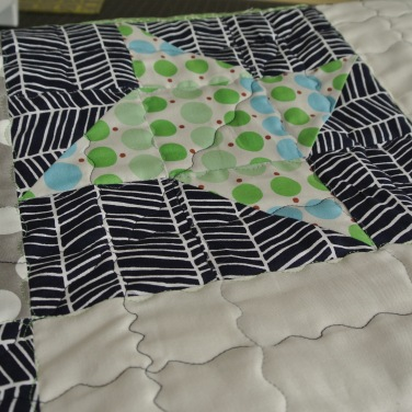 Seahawks Super Bowl Inspired Quilt