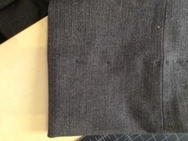 Hemming And Hawing Part 1 Invisible Hem On Dress Pants Odds