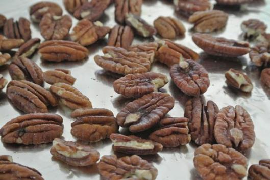 how to toast walnuts pecans nuts