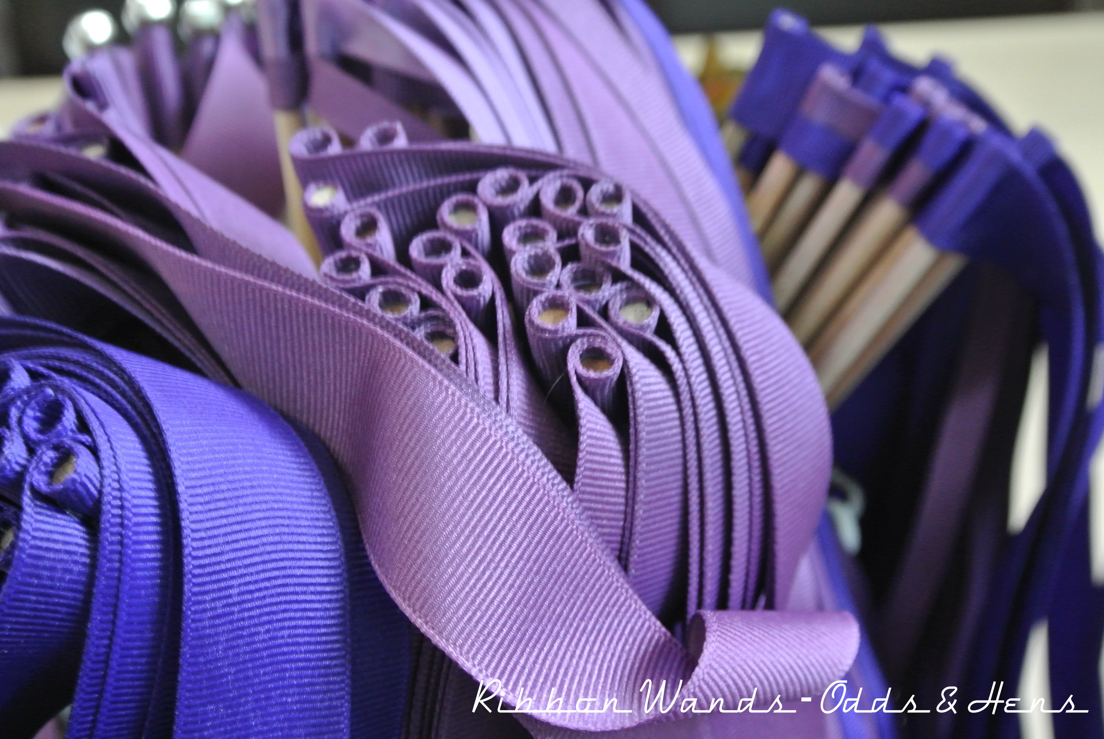 Ribbon wands easy diy for any party or wedding odds hens dsc5681 c solutioingenieria Gallery
