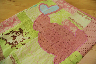 Somebunny loves you - in the Etsy shop!
