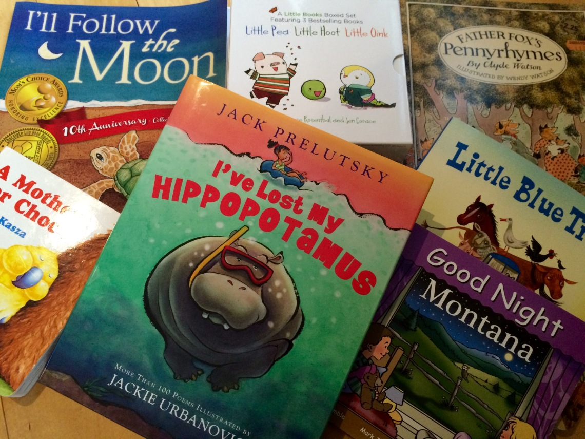 Reading List great baby books