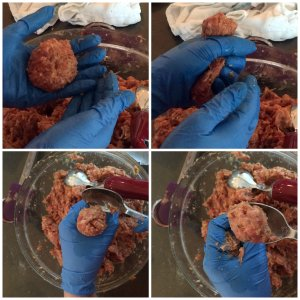 meatball pork how to DIY