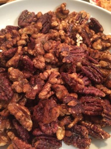 cold smoke roasted nut maple cajun recipe party