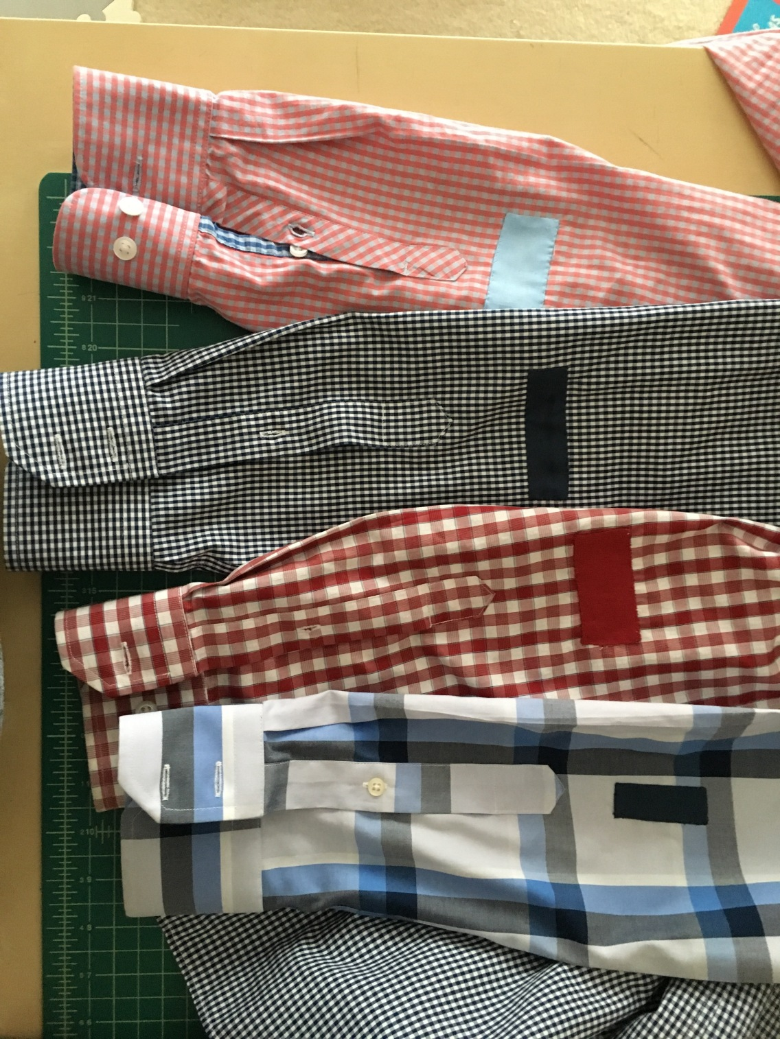 Mending Shirts