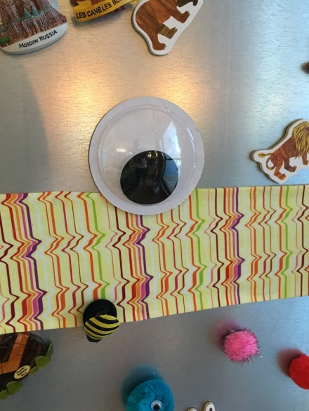 Odds & Hens: Magnetic Story & Busy Play Board DIY