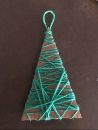 step 3 yarn tree