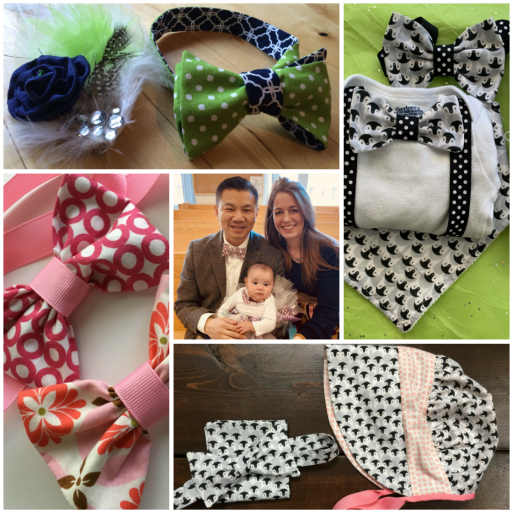 Accessories and Ties for Littles